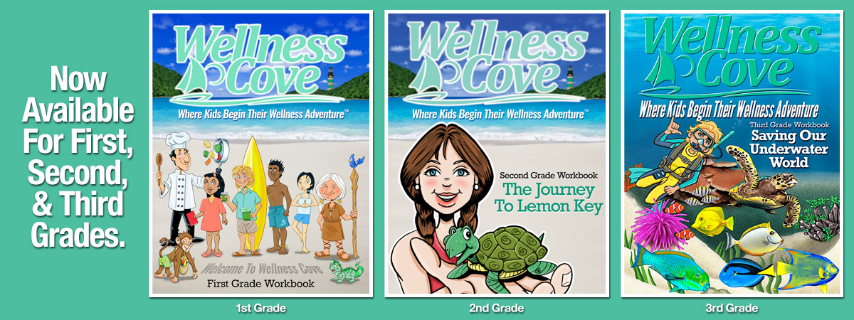 Youth Wellness Workbooks