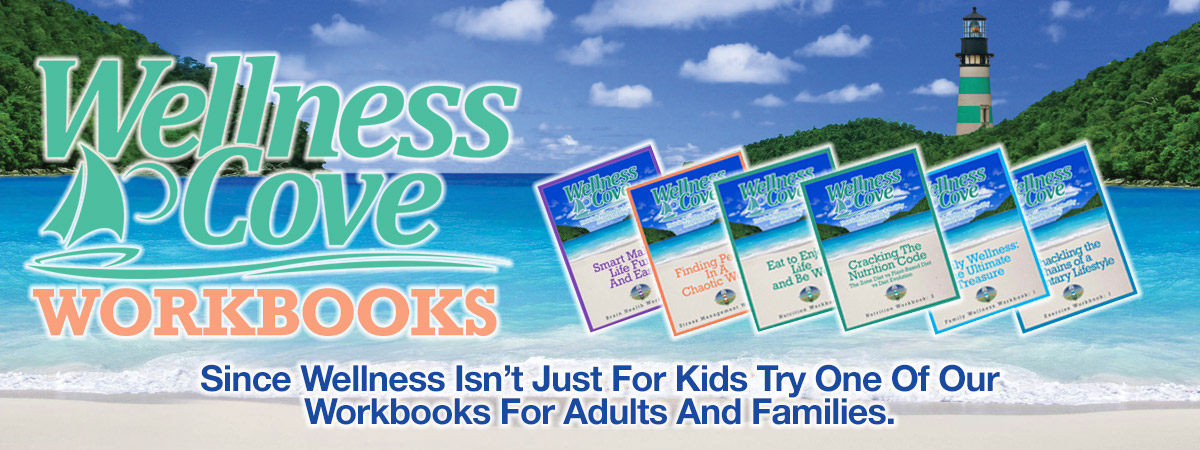 Adult Wellness Workbooks